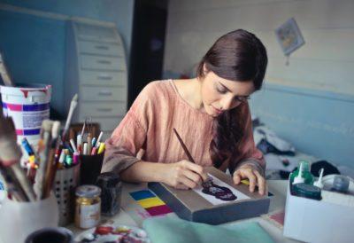 Idei de afaceri pentru amatorii de creație
