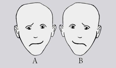 Ce față ți se pare mai fericită? Test de personalitate